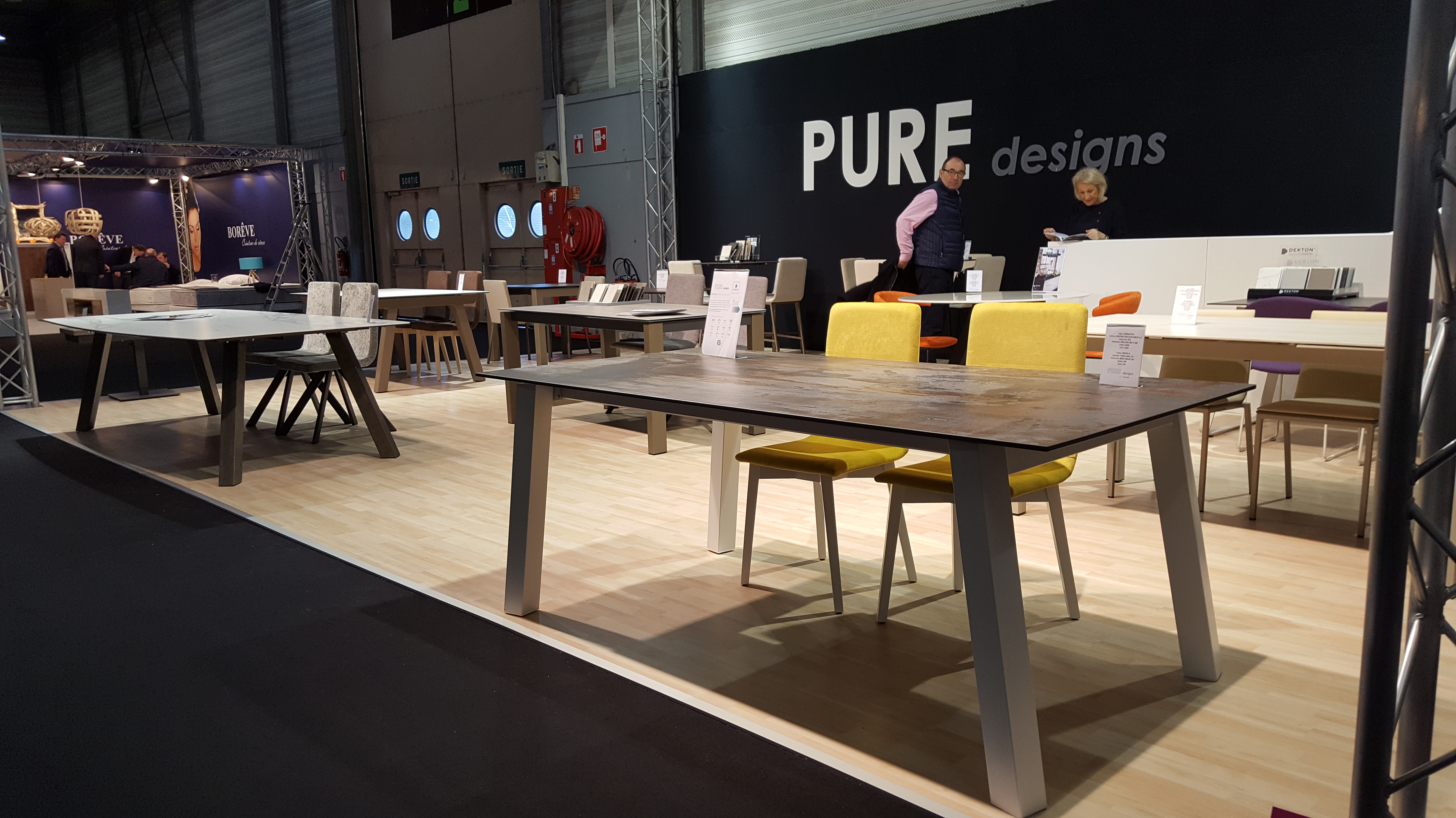 photos salon du mobilier nantes pure designs design