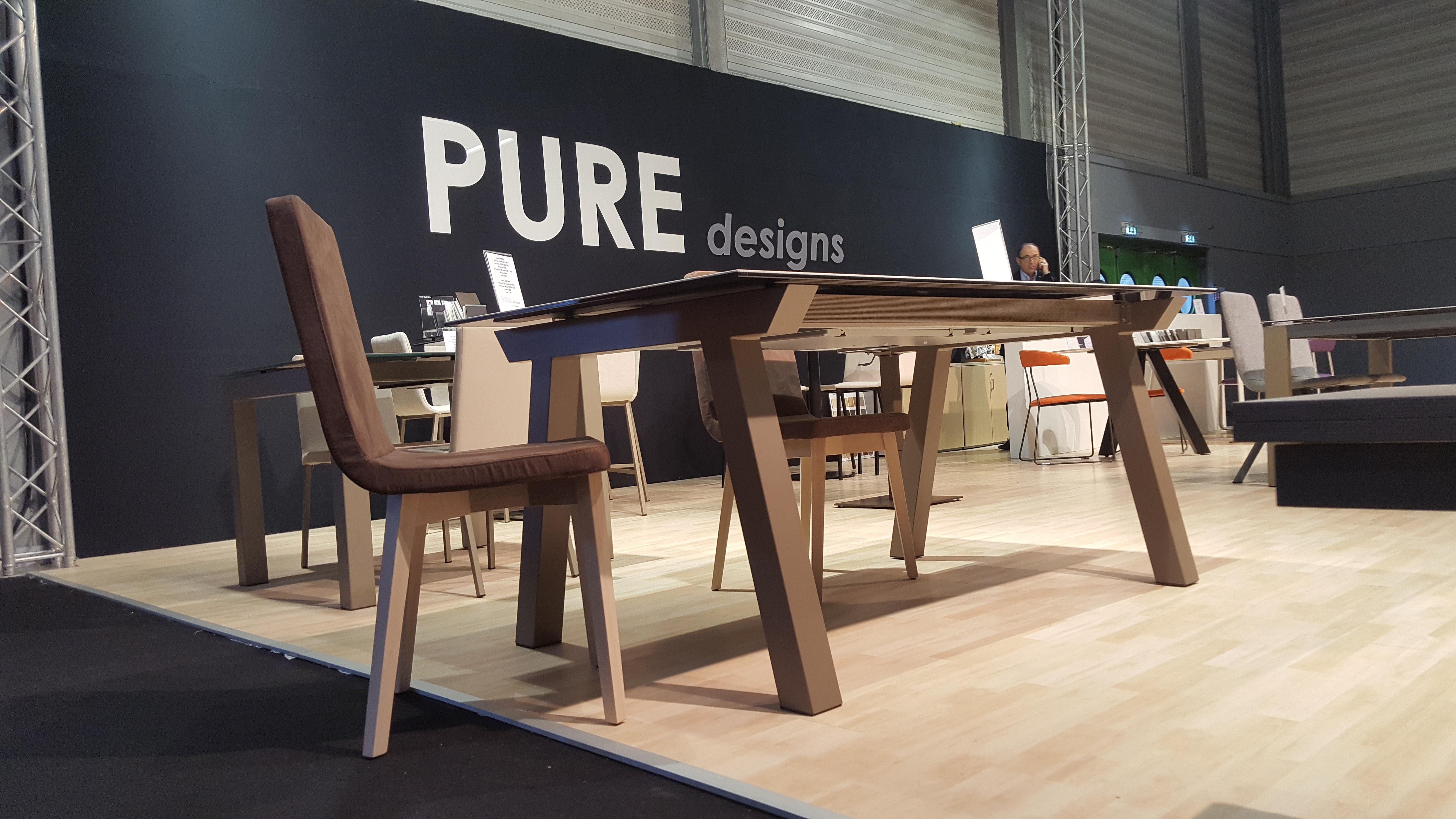 Photos salon du mobilier nantes pure designs design for Salon nantes