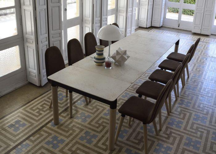 TABLE HARLEY ANGELA CHAIR