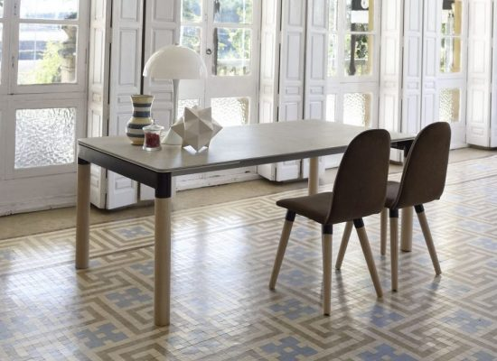 HARLEY PLUS DEKTON-CERAMIC-MESA DE COMEDOR-TABLE DE SALLE A MANGER-EESTISCH-DINING TABLE
