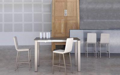 CHAMON  DEKTON -CERAMIC  -MESA DE COMEDOR-TABLE DE SALLE A MANGER-EESTISCH-DINING TABLE