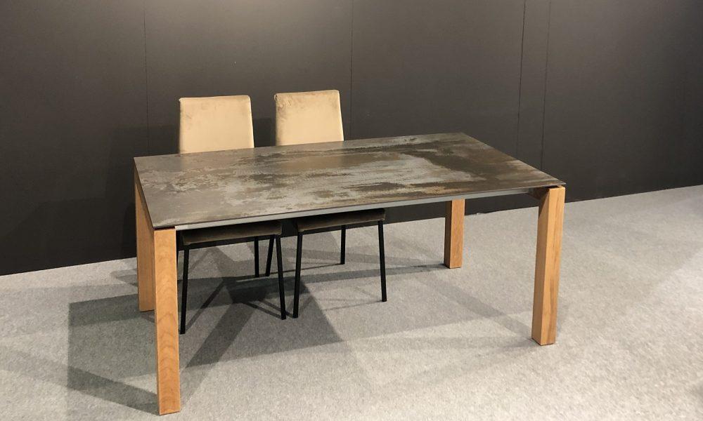 CHAMON DEKTON-CERAMIC-MESA DE COMEDOR-TABLE DE SALLE A MANGER-EESTISCH-DINING TABLE