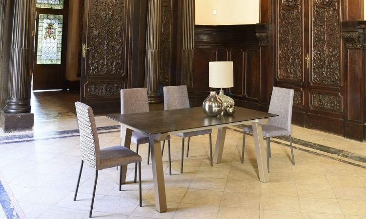 Nordic table et Katy chairs