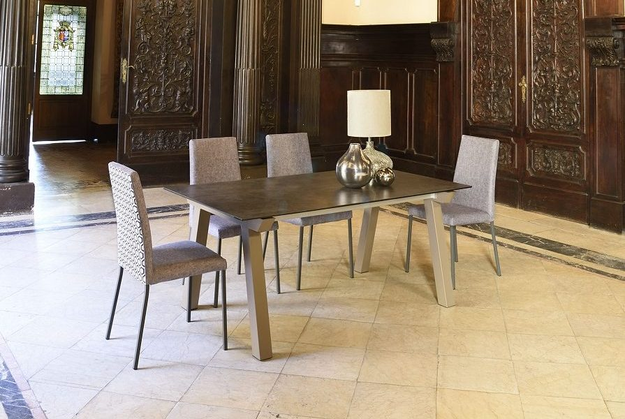 NORDIC DEKTON-CERAMIC-MESA DE COMEDOR-TABLE DE SALLE A MANGER-EESTISCH-DINING TABLE