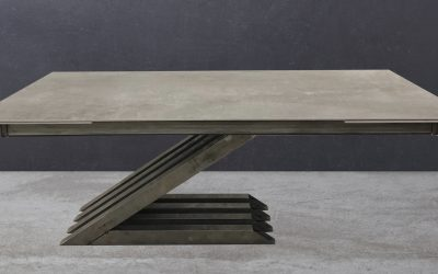 ZARA DEKTON-CERAMIC-MESA DE COMEDOR-TABLE DE SALLE A MANGER-EESTISCH-DINING TABLE