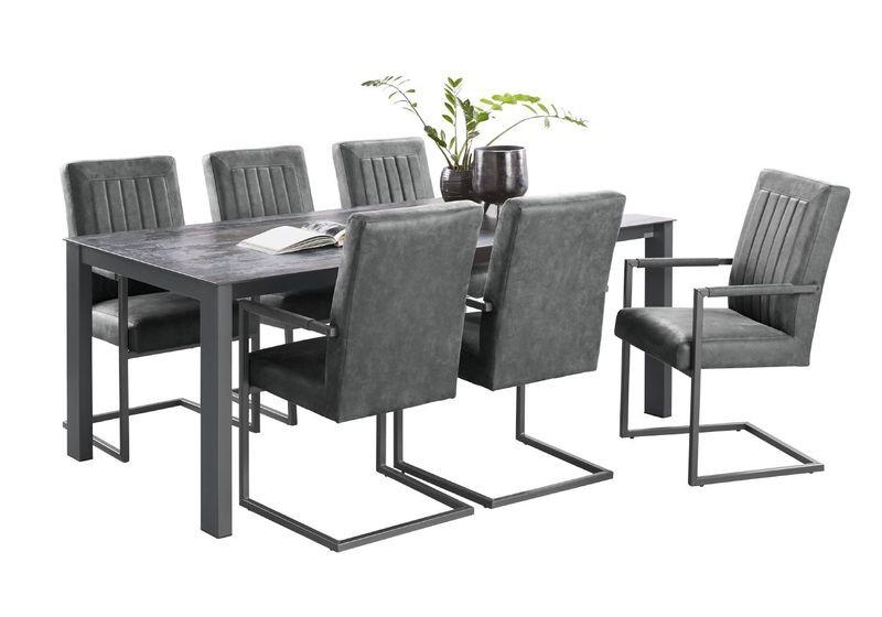 MILLENIUM 4 DEKTON-CERAMIC-MESA DE COMEDOR-TABLE DE SALLE A MANGER-EESTISCH-DINING TABLE