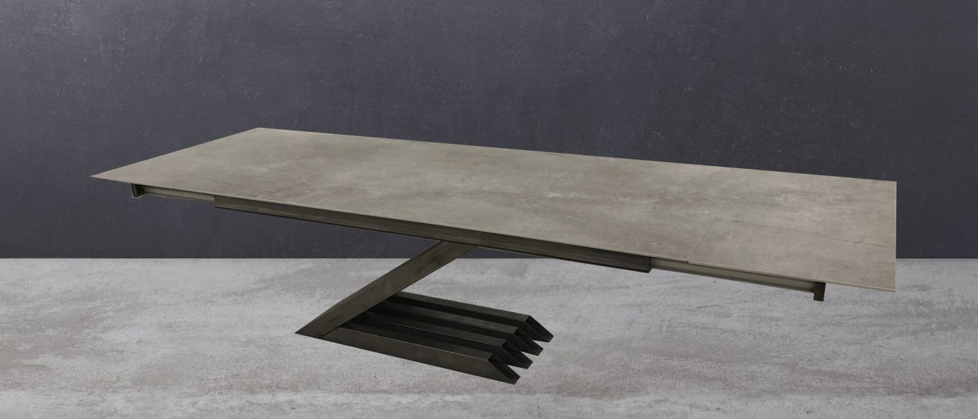 ZARA-MESA DE COMEDOR-TABLE DE SALLE A MANGER-EESTISCH-DINING TABLE