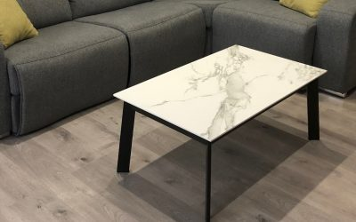 TORI CERAMIC DEKTON MESA DE CENTRO -TABLE BASSE- COFFEE TABLE- COUTISCH