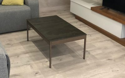FRESCH CERAMIC DEKTON MESA DE CENTRO -TABLE BASSE- COFFEE TABLE- COUTISCH