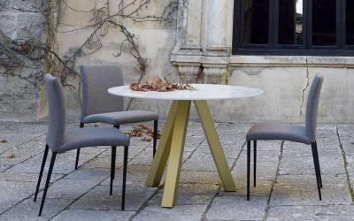 WATER FIXE DEKTON-CERAMIC-MESA DE COMEDOR-TABLE DE SALLE A MANGER-EESTISCH-DINING TABLE