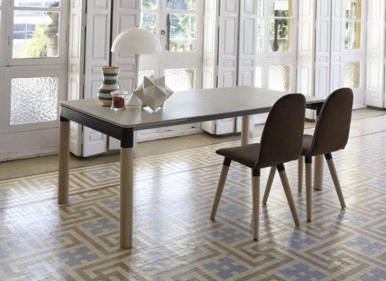 HARLEY PLUS DEKTON-CERAMIC-MESA DE COMEDOR-TABLE DE SALLE A MANGER-EESTISCH-DINING TABLE