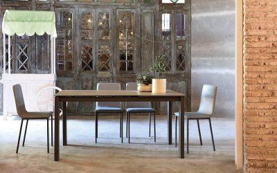 EVENTO DEKTON-CERAMIC TECHLAM-MESA DE COMEDOR-TABLE DE SALLE A MANGER-EESTISCH-DINING TABLE