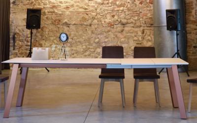 CHARLOTTE DEKTON-CERAMIC-MESA DE COMEDOR-TABLE DE SALLE A MANGER-EESTISCH-DINING TABLE