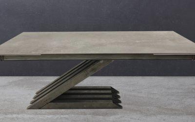 ZARA DEKTON-CERAMIC-MESA DE COMEDOR-TABLE DE SALLE A MANGER-EESTISCH-DINING TABLE