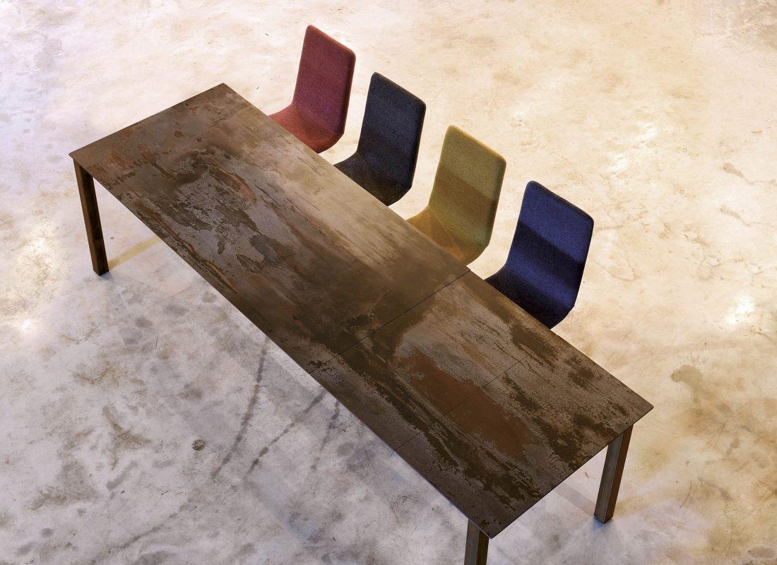 ALISON -MESA DE COMEDOR-TABLE DE SALLE A MANGER-EESTISCH-DINING TABLE