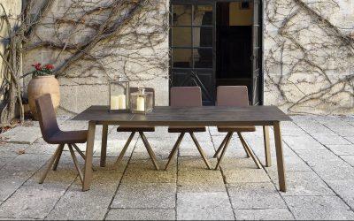 TORI DEKTON-CERAMIC-MESA DE COMEDOR-TABLE DE SALLE A MANGER-EESTISCH-DINING TABLE