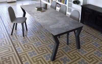 SKY PLUS DEKTON-CERAMIC-MESA DE COMEDOR-TABLE DE SALLE A MANGER-EESTISCH-DINING TABLE